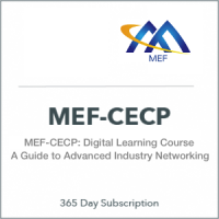 MEF-CECP Online Digital eLearning Course - A Guide to Advanced Industry Networking